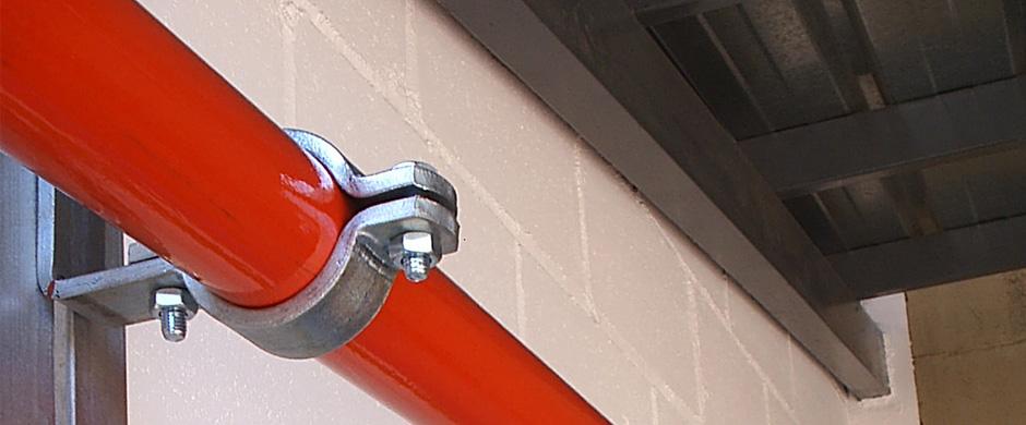 Abrazadera soporte la abrazadera especial para tubos pesados - Abrazaderas para tubos ...